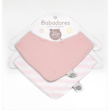 babador-bandana-duas-unidades-rosa-zip-toys
