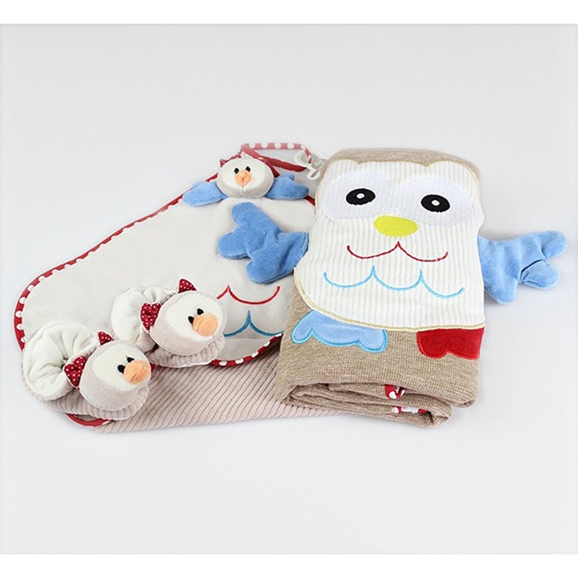 kit-presente-bebe-coruja-matilda-zip-toys