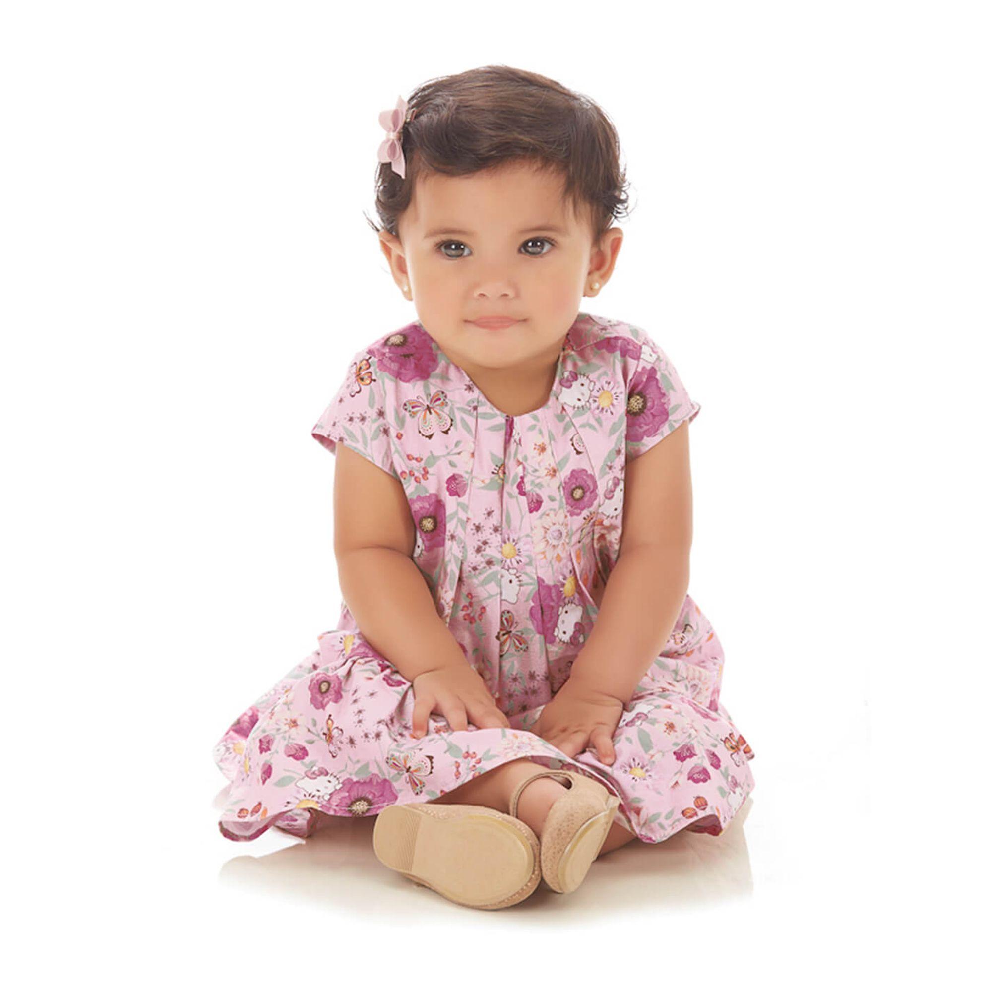vestido-bebe-rosa-flores-e-borboletas-hello-kitty