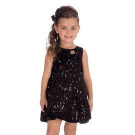 vestido-infantil-festa-paetes-preto-hello-kitty