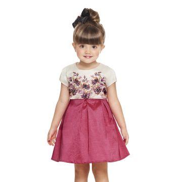 vestido-infatil-festa-tafeta-flores-framboesa-quimby