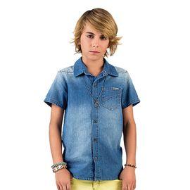 camisa-jeans-infantil-menino-manga-curta-johnny-fox