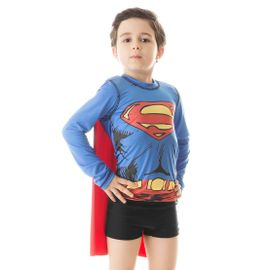 camiseta-infantil-superman-protecao-solar-acqua-ML-uvline
