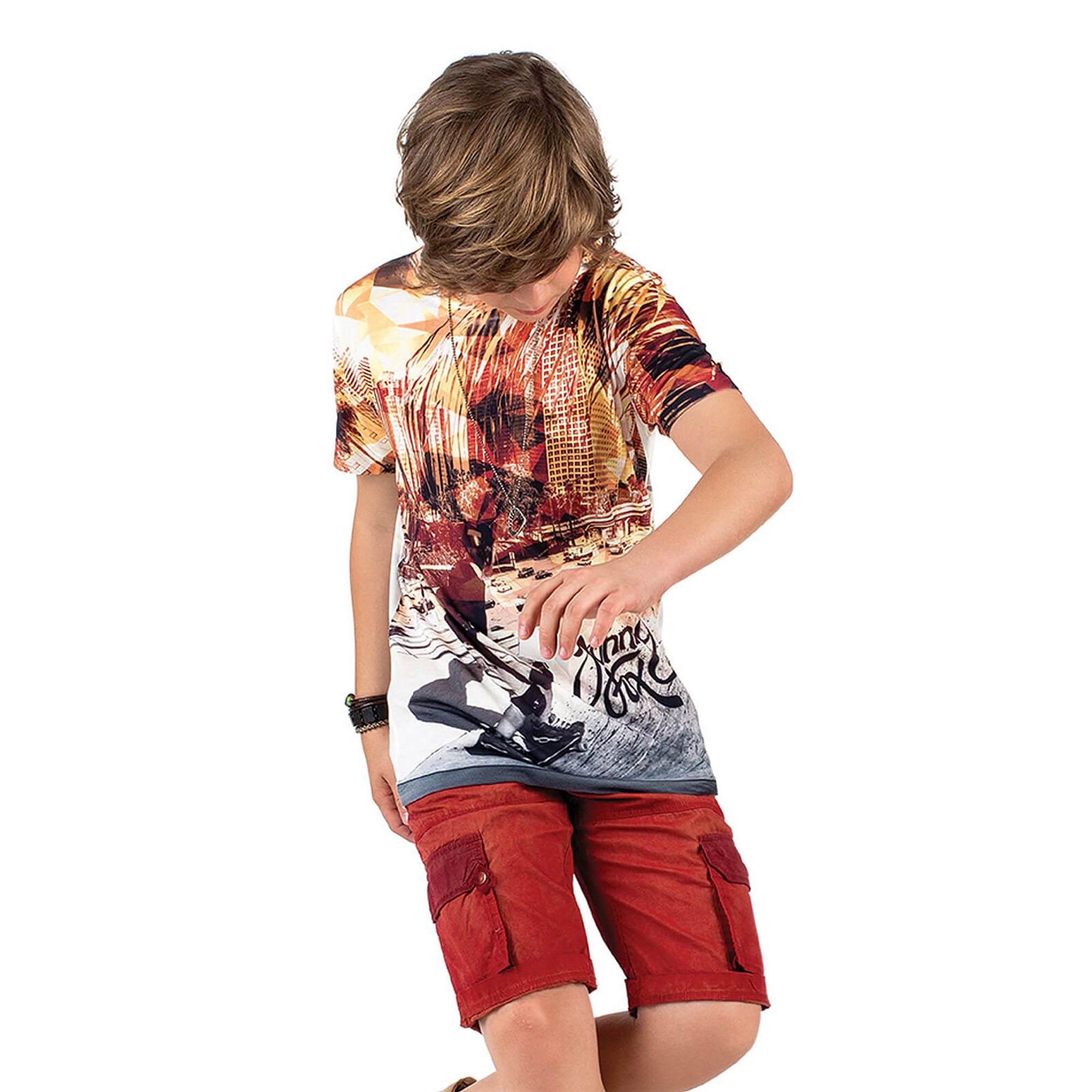 conjunto-menino-camiseta-skate-sublimada-e-bermuda-terracota-johnny-fox