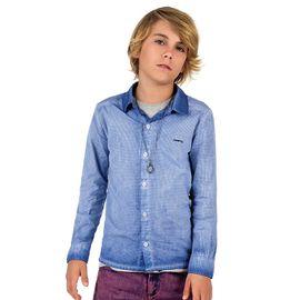 camisa-social-infantil-azul-em-tricoline-johnny-fox-xadrez