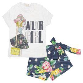 conjunto-blusa-menina-bolsa-e-short-saia-azul-flores-e-poas-luluzinha