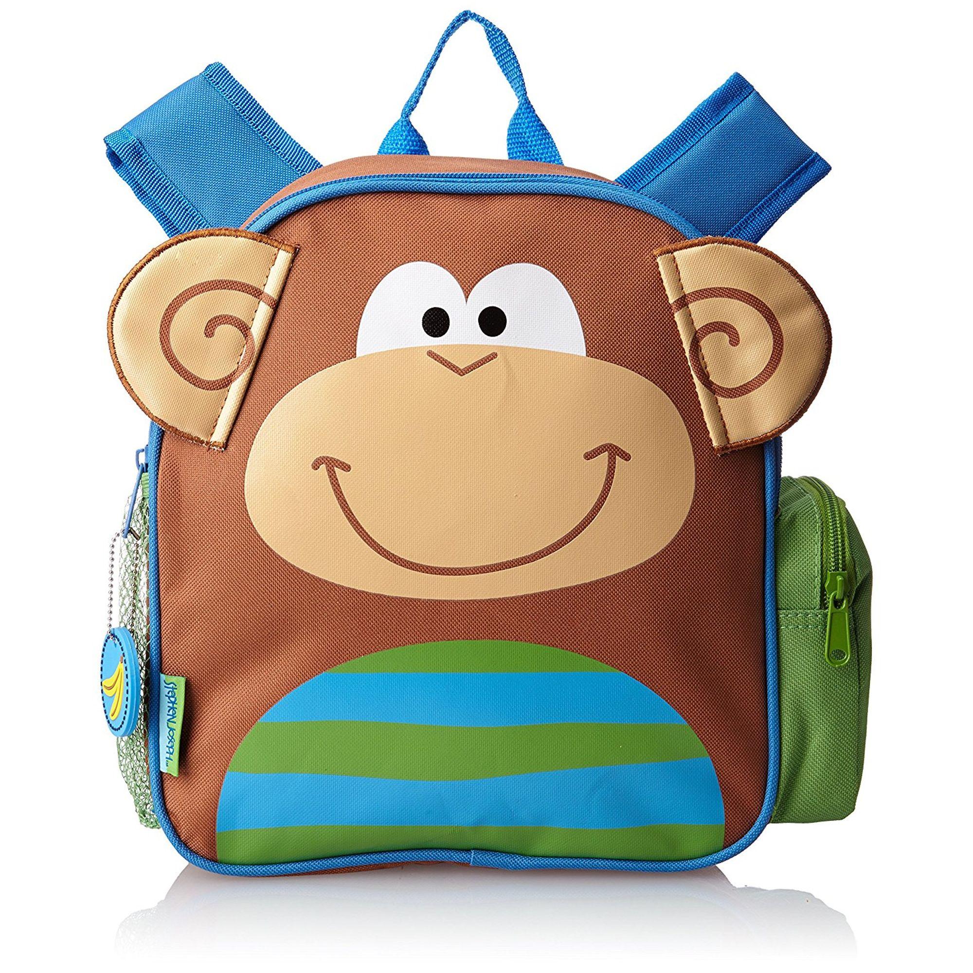 mochilha-infantil-passeio-macaco-stephen-joseph