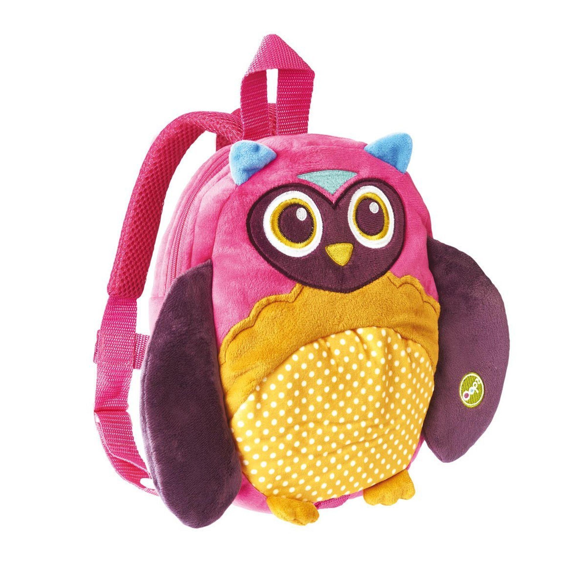 mochila-infantil-com-alca-seguranca-coruja-oops