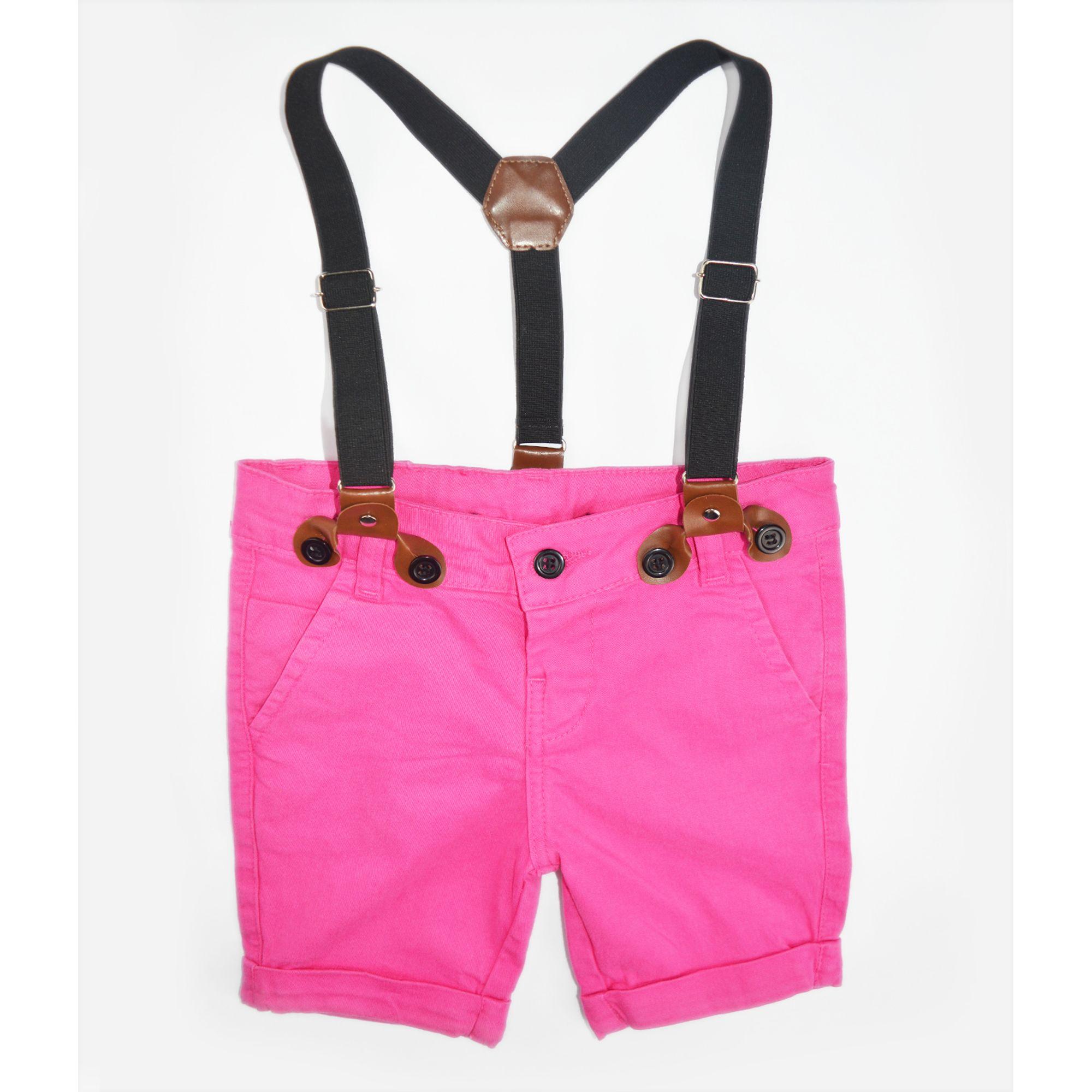 bermuda-menina-com-suspensorio-pink-cool-girlz