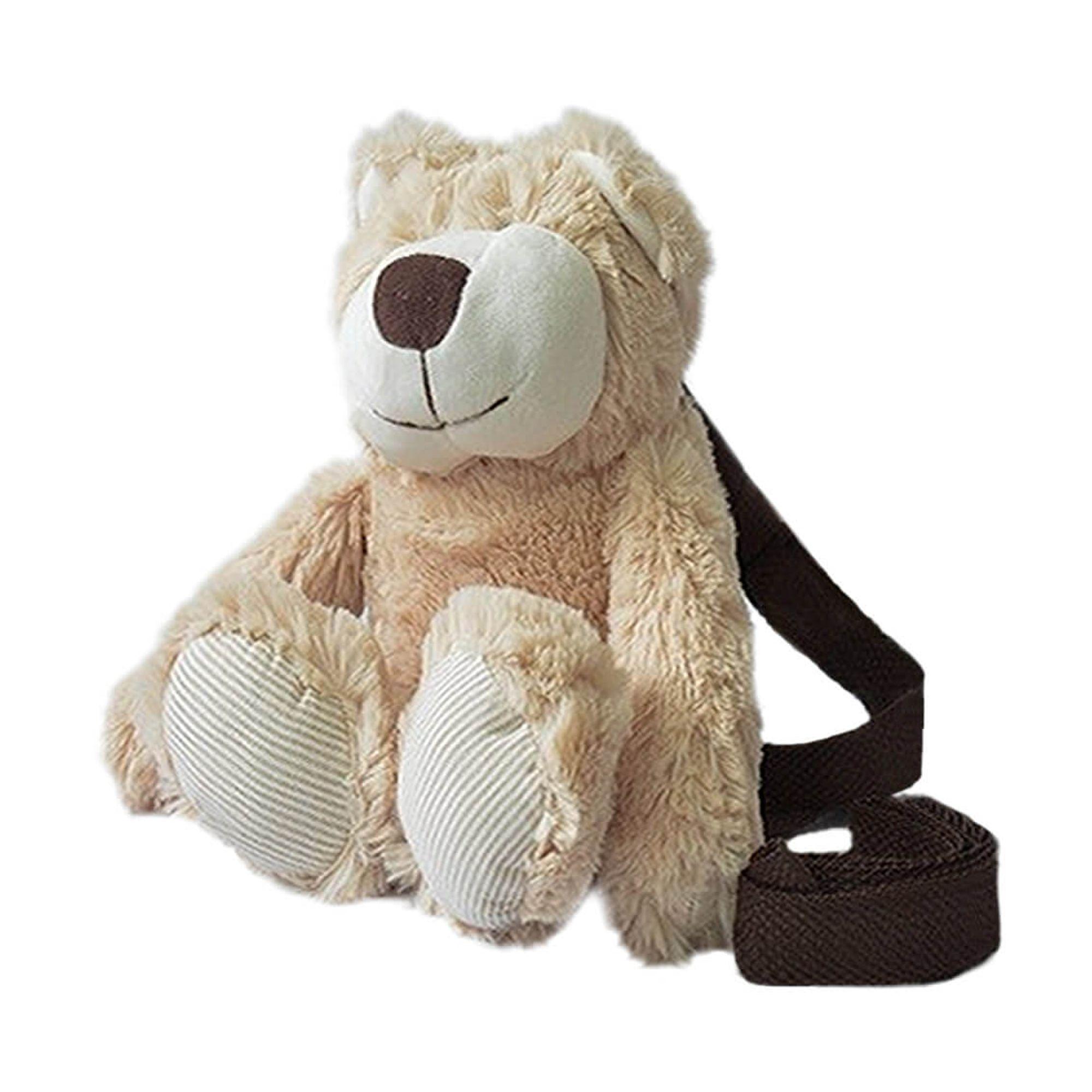 mochila-infantil-com-alca-guia-ursinho-bege-zip-toys