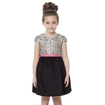 vestido-infantil-em-jacquard-e-tafeta-bolas-pratas-quimby