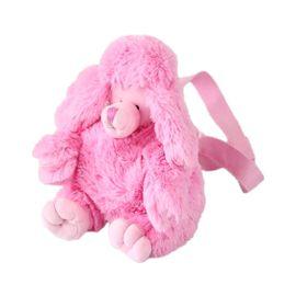 mochila-infantil-com-alca-guia-cachorrinha-lili-zip-toys