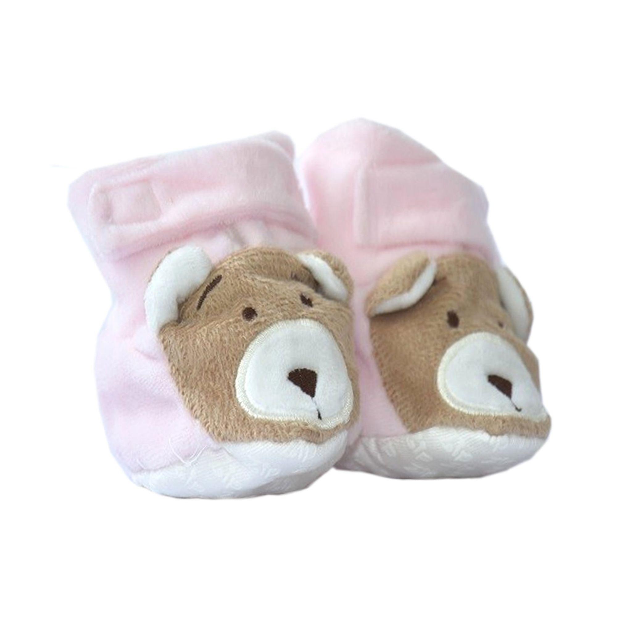 pantufa-bebe-plush-urso-nino-rosa