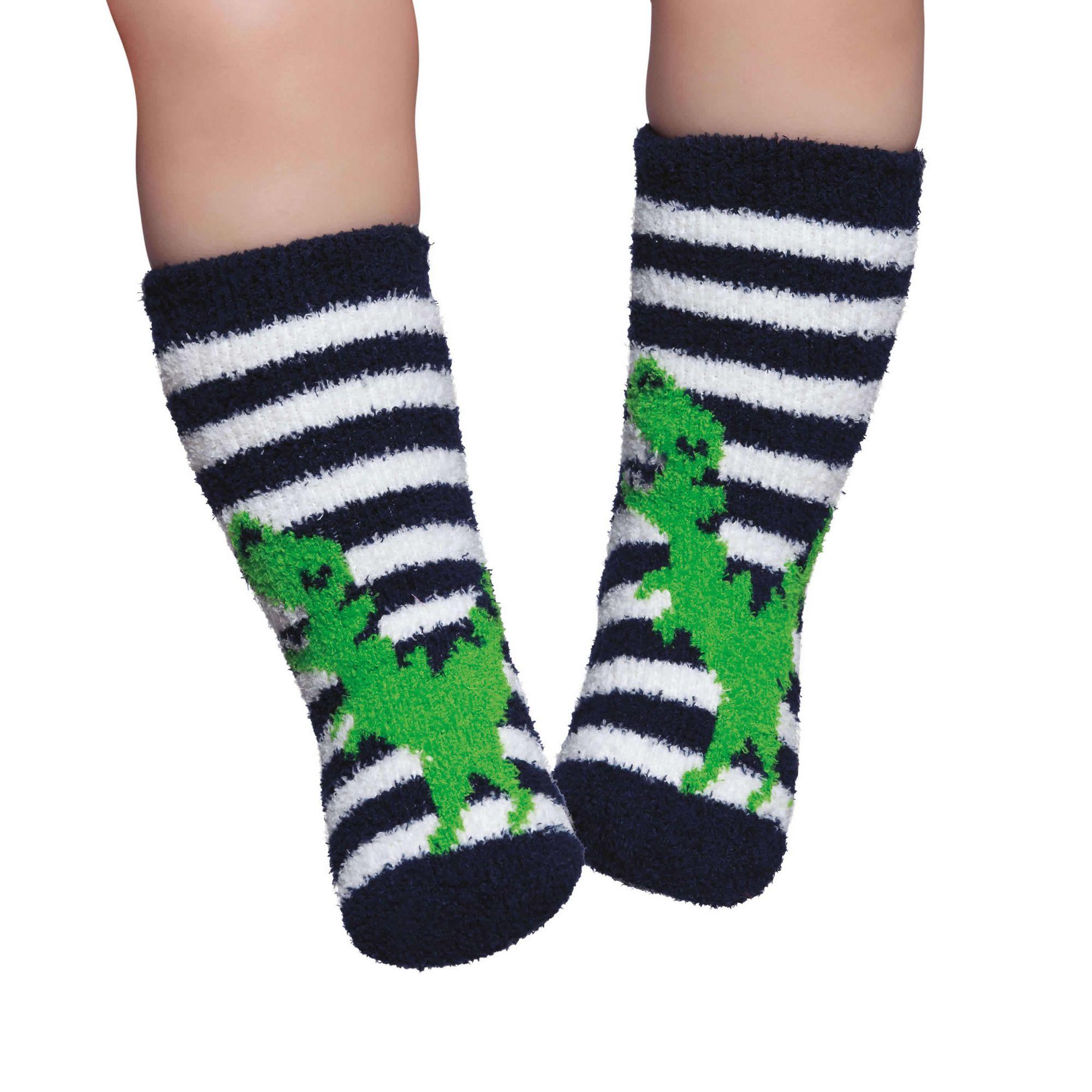 meia-baby-soft-dinossauro-verde-listrada-puket