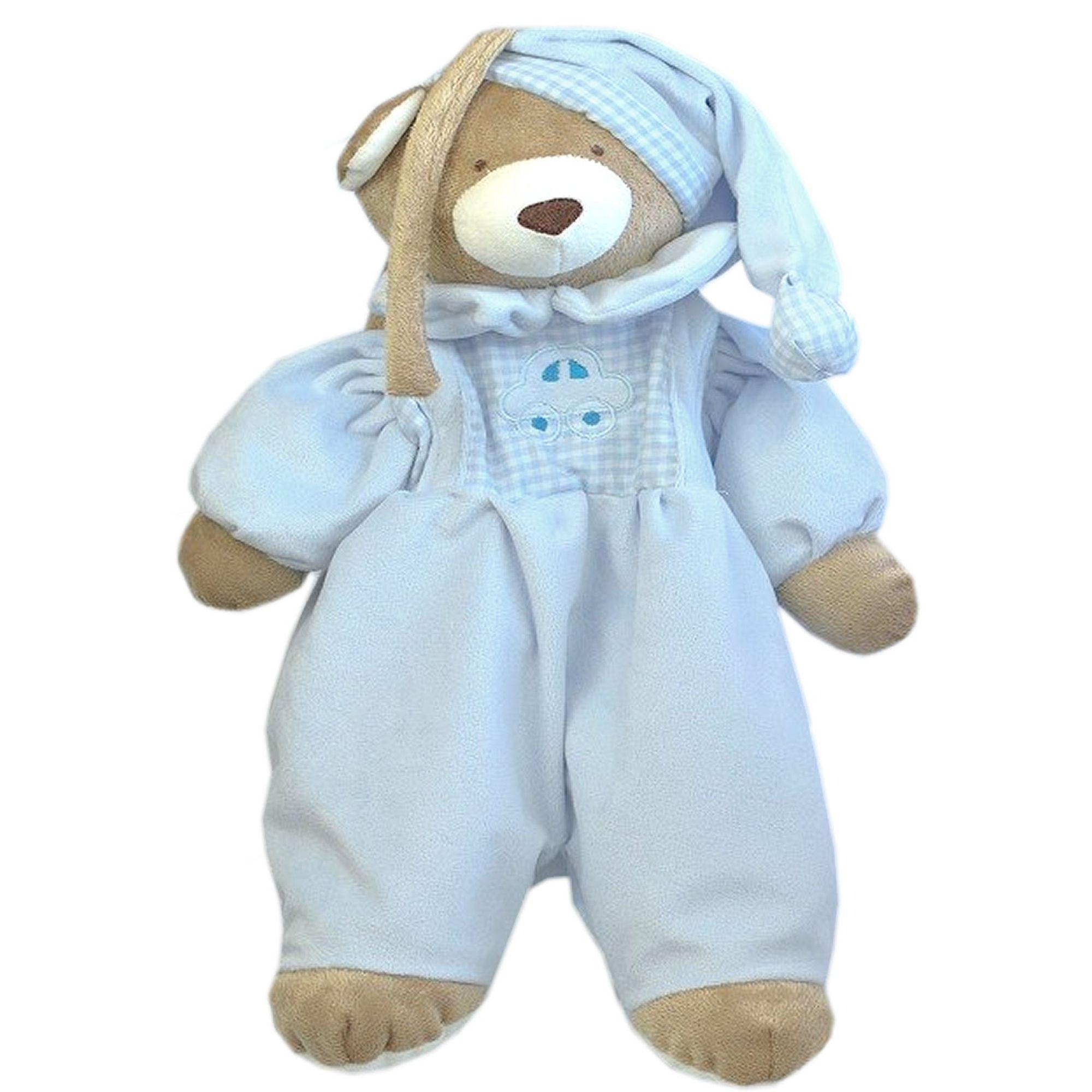 porta-pijama-urso-nino-azul-zip-toys