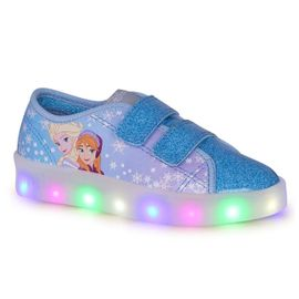 tenis-frozen-disney-solado-luminoso-led