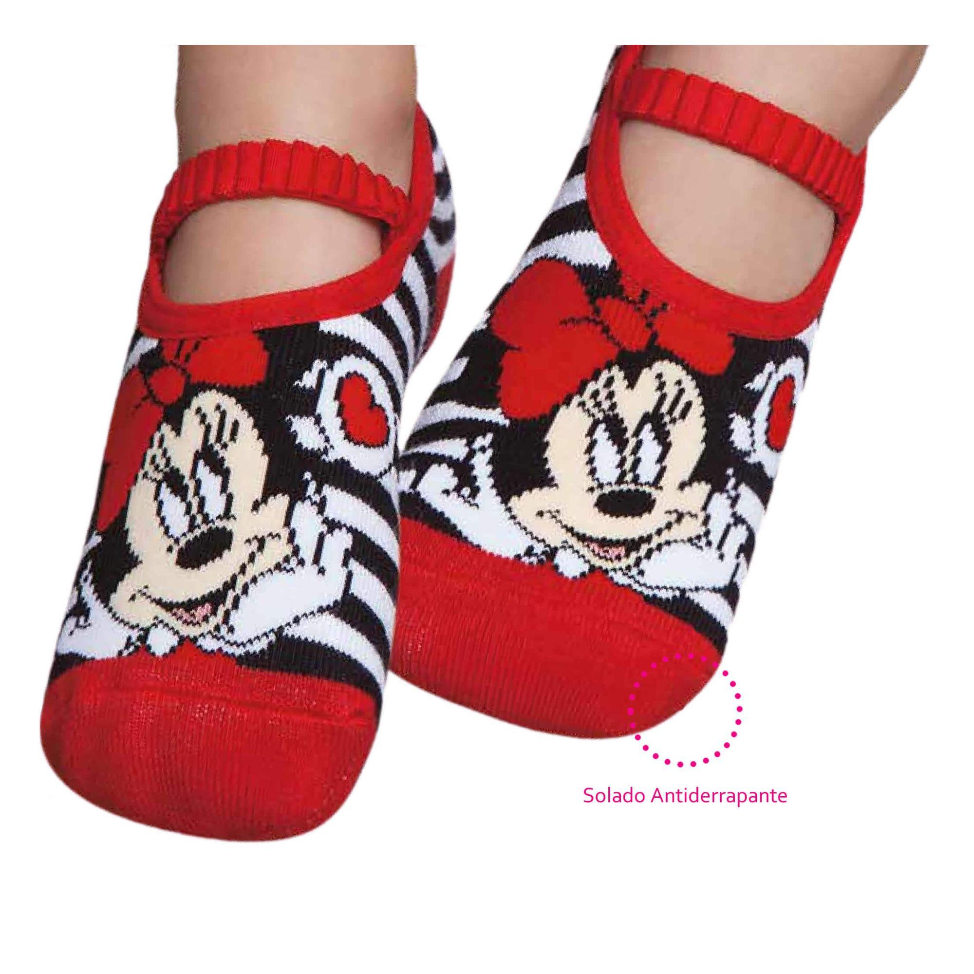 meia-infantil-minnie-mouse-disney-sapatilha-puket