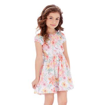 vestido-menina-cottom-floral-hello-kitty-branco