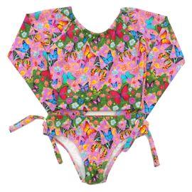 biquini-infantil-cropped-rosa-borboletas-1