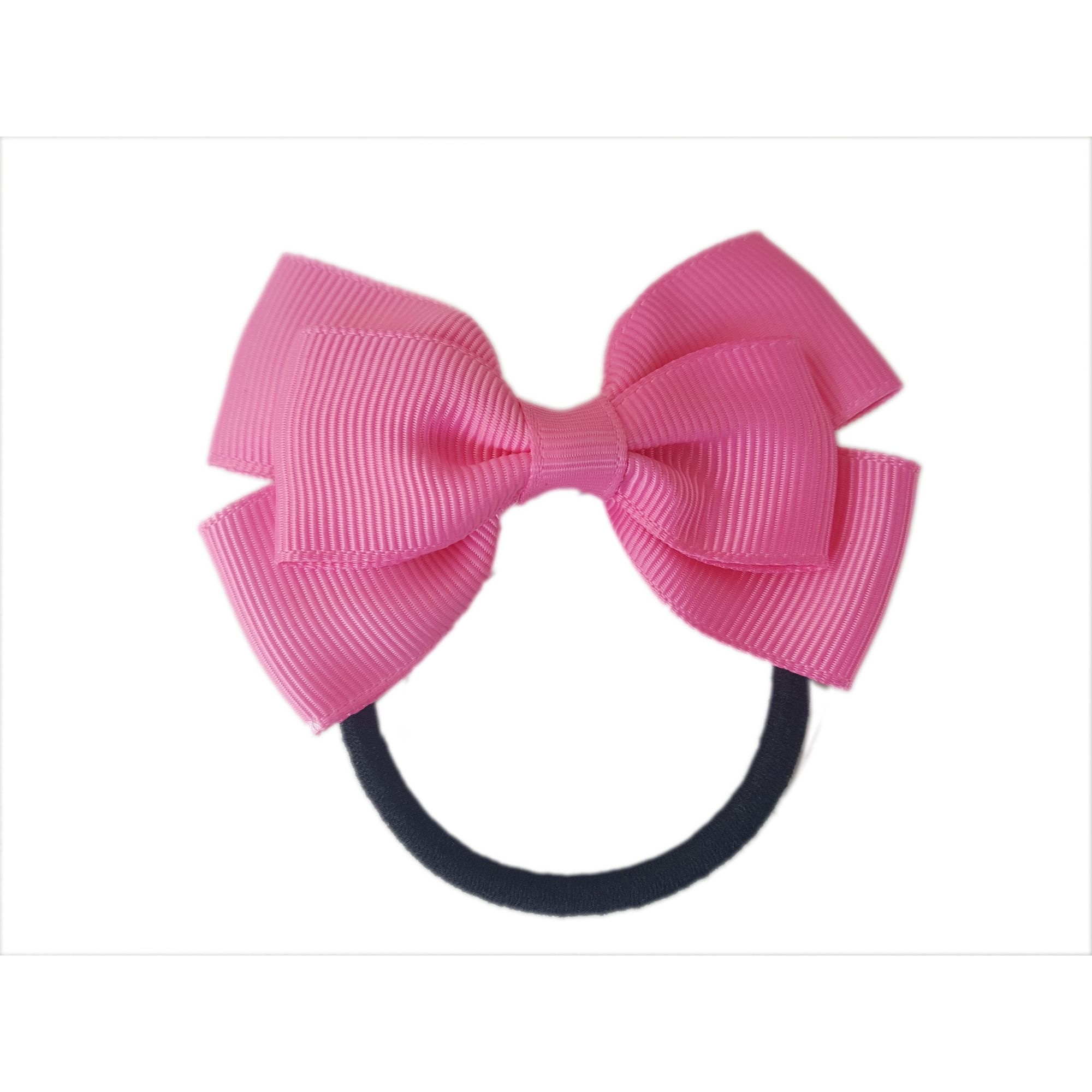 Laco-com-elastico-maria-chiquinha-rosa-Lacos-da-Sorte-loja-EcaMeleca-Kids