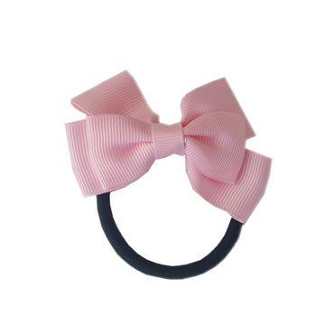 Laco-com-elastico-maria-chiquinha-rosa-bebe-Lacos-da-Sorte-loja-EcaMeleca-Kids