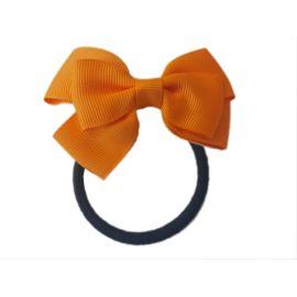 Laco-com-elastico-maria-chiquinha-laranja-Lacos-da-Sorte-loja-EcaMeleca-Kids