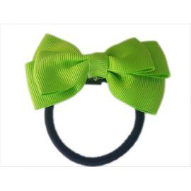 Laco-com-elastico-maria-chiquinha-verde-limao-Lacos-da-Sorte-loja-EcaMeleca-Kids