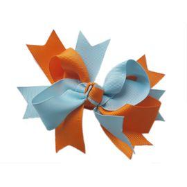 laco-de-cabelo-infantil-duplo-M-laranja-azul-claro-Lacos-da-Sorte-loja-ecameleca-kids