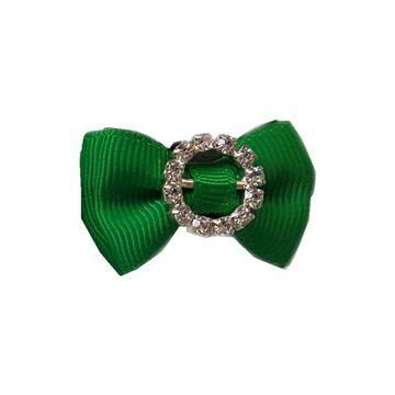 mini-laco-para-cabelo-de-bebe-Verde-bandeira-fecho-especial-lacos-da-sorte-laoja-ecameleca-kids