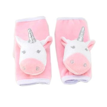 protetor-cinto-bebes-unicornio-rosa-ziptoys