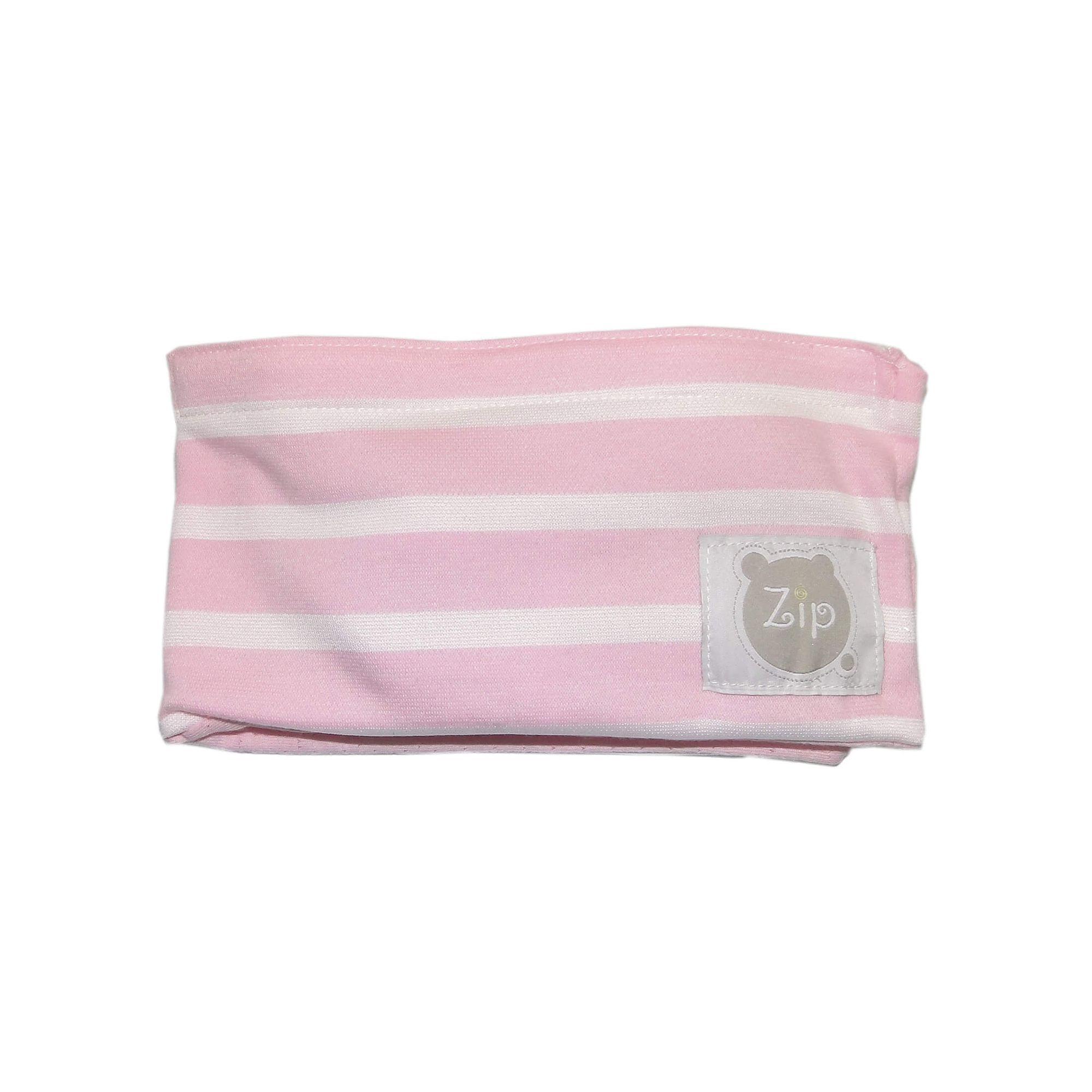 b68e01cdbf2 Faixa Térmica Abdominal com Ervas para Bebês Rosa - Zip Toys - EcaMeleca