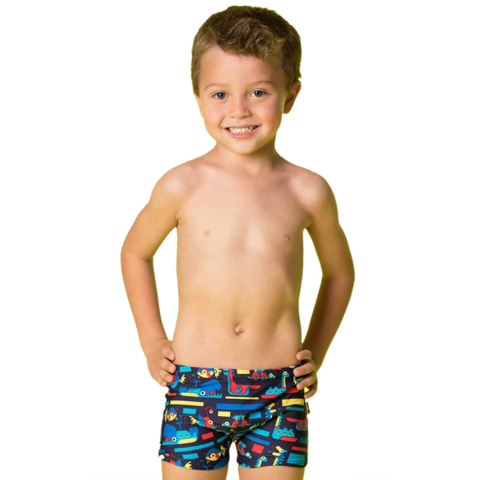 sunga-infantil-robos-boxer-azul-marinho-puket