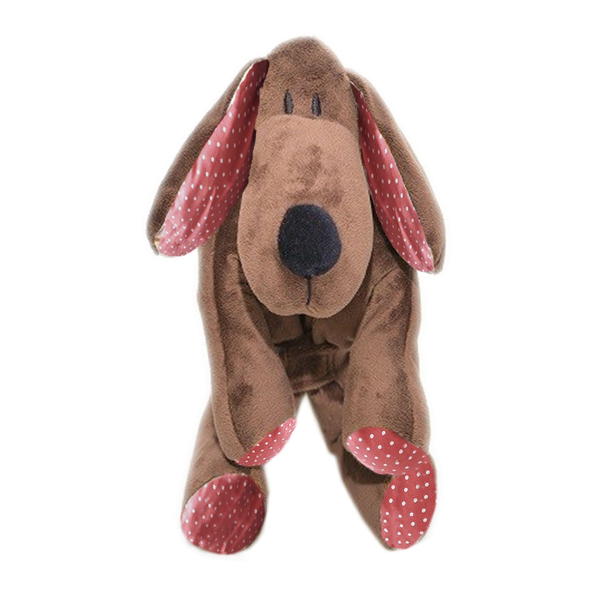 pelucia-travesseiro-cachorrinho-marrom-ziptoys