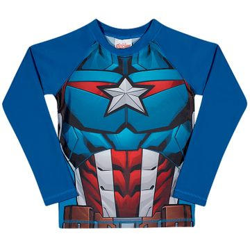 camiseta-infantil-protecao-solar-manga-longa-capitao-america