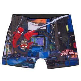sunga-short-infantil-boxer-homem-aranha-spiderman-preto
