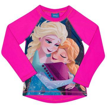 camiseta-infantil-protecao-solar-manga-longa-frozen-disney-pink