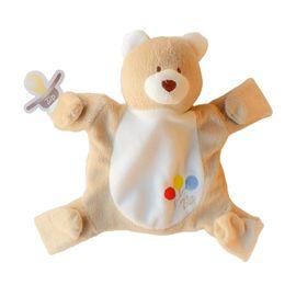 naninha-urso-bege-multifuncoes-porta-chupeta-bracinhos-velcro
