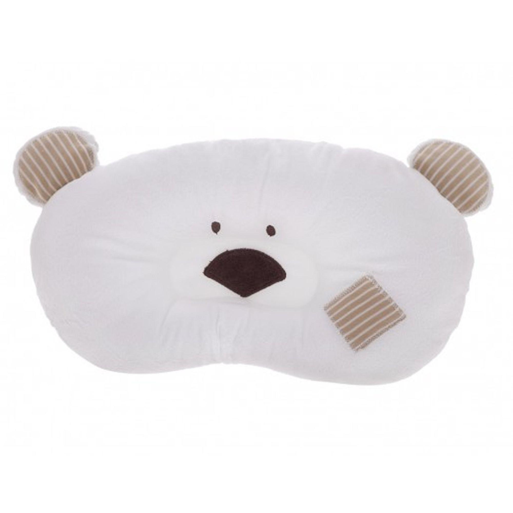 travesseiro-baby-ursinho-bege-plush-zip-toys-frente