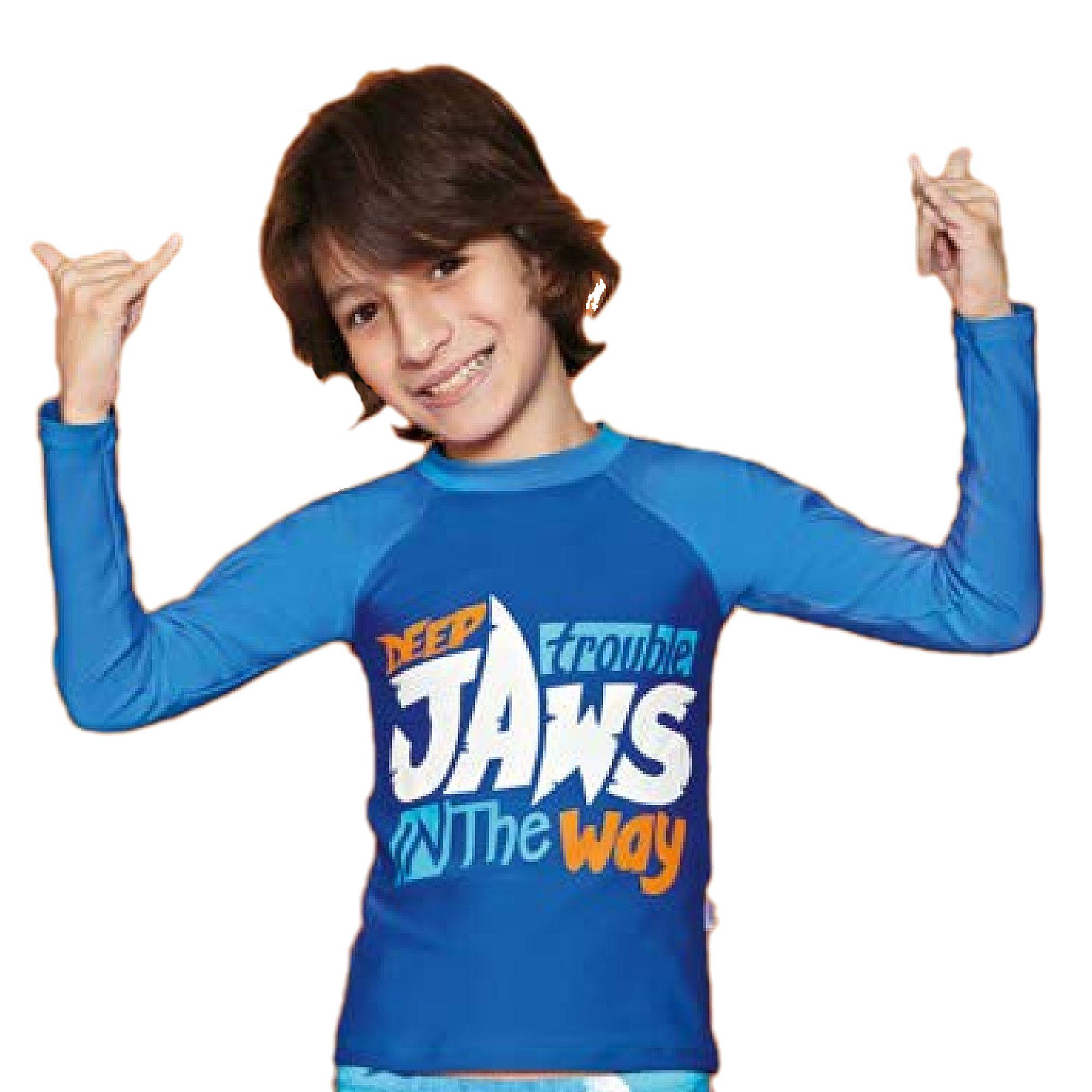 camiseta-protecao-solar-menino-tubarao-azul-jaws