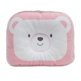 travesseiro-bebe-recem-nascido-anatomico-urso-rosa
