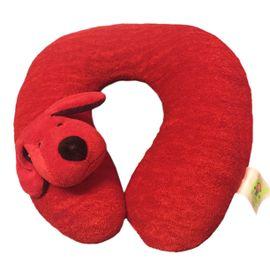 protetor-de-pescoco-cachorrinho-greg-vermelho-ziptoys