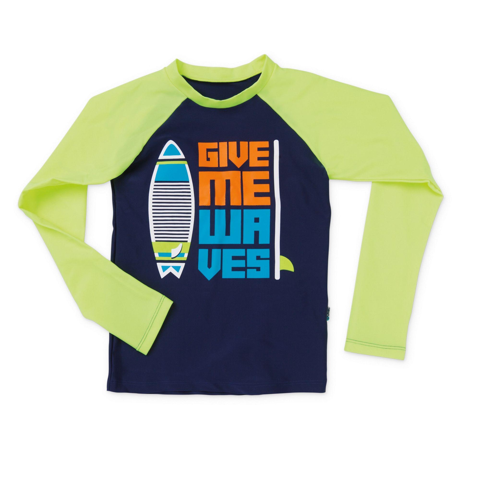 camiseta-praia-infantil-waves-surfista-azul-marinho-puket