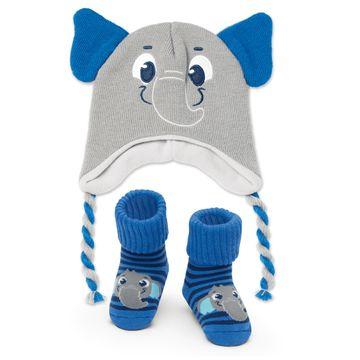 kit-touca-e-meia-bebe-elefante-cinza-e-azul-puket