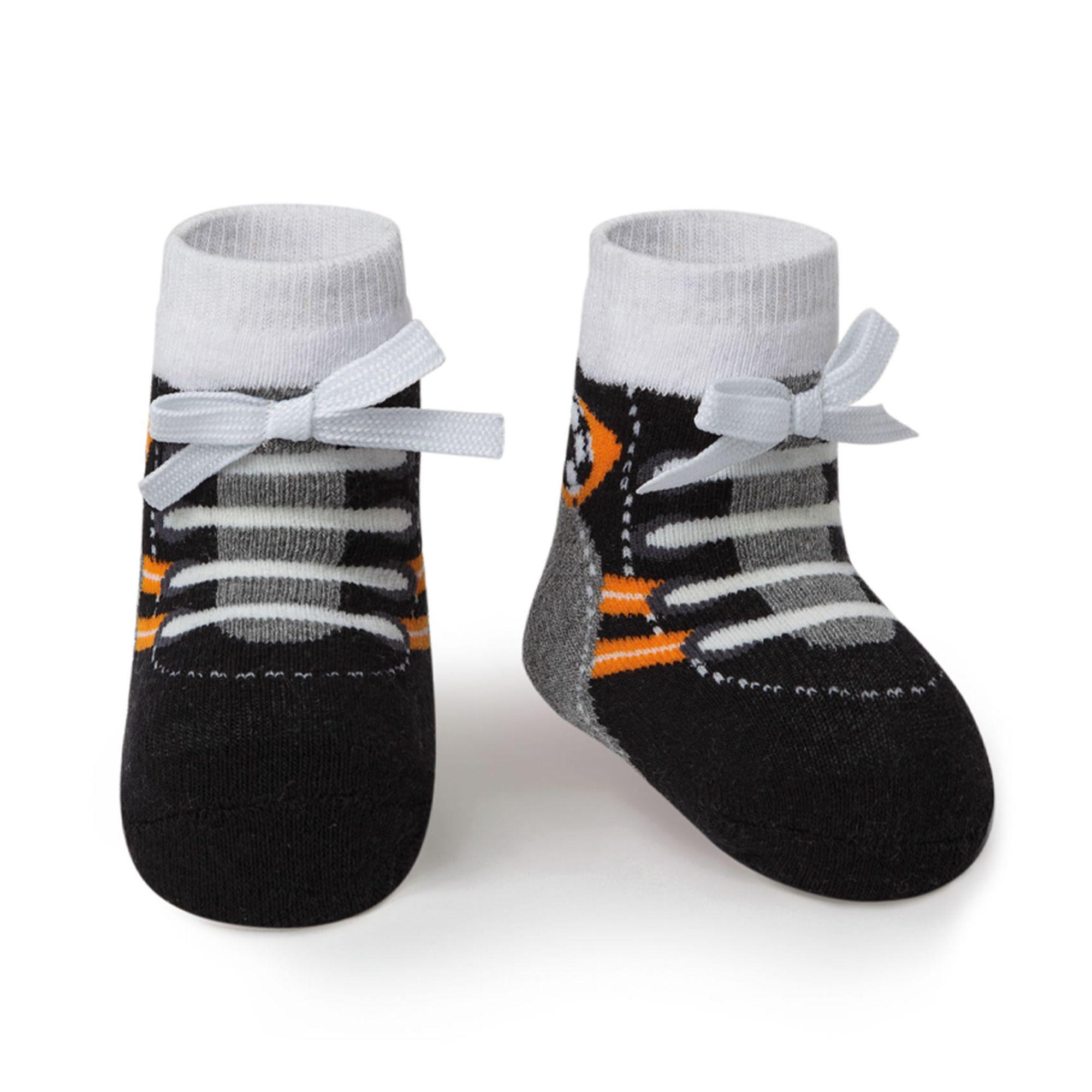 meia-baby-tenis-com-aplique-preto-e-laranja-puket