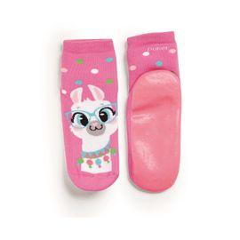 meia-infantil-soquete-pansoque-lhama-rosa-puket