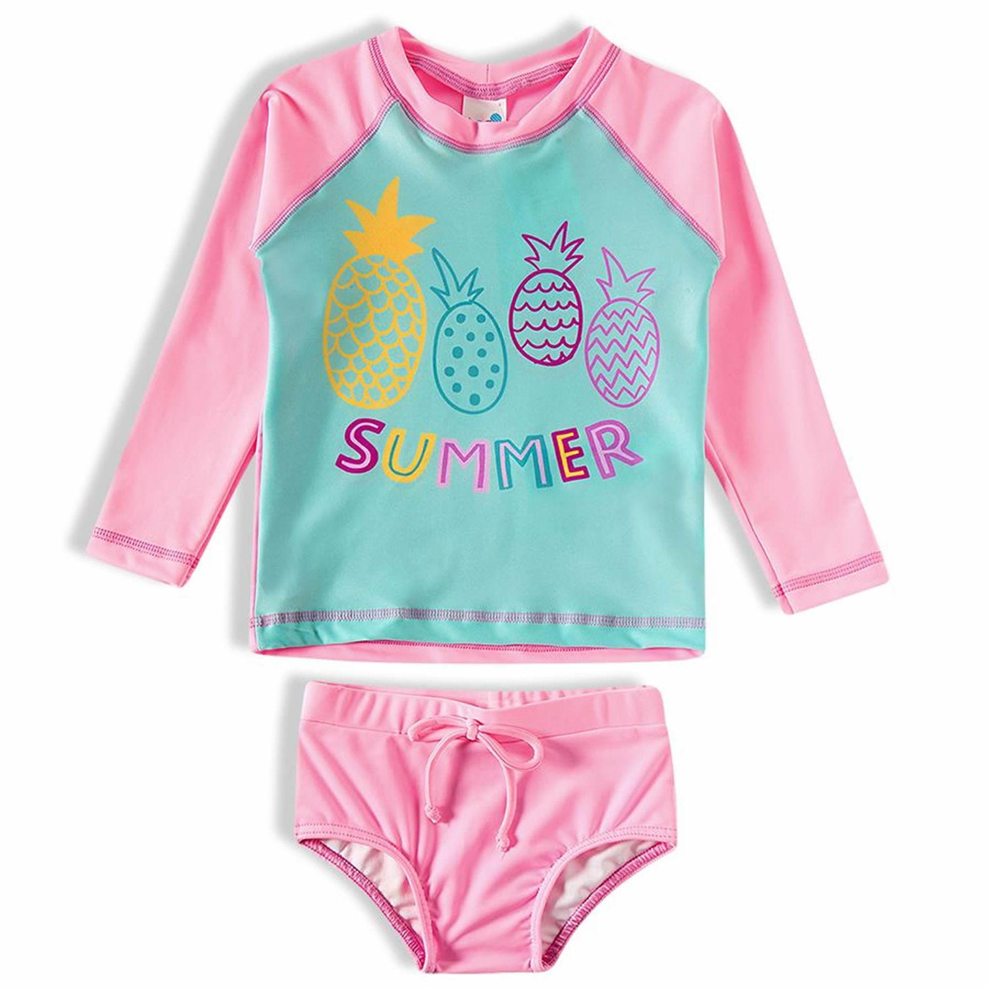 conjunto-praia-infantil-camiseta-e-calcinha-rosa-abacaxis