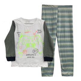 pijama-manga-longa-meninos-games-calca-verde