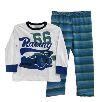 pijama-meninos-manga-longa-racing-cars-branco