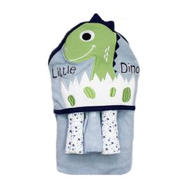 kit-toalha-bebe-azul-com-3-toalhinhas-dino-verde