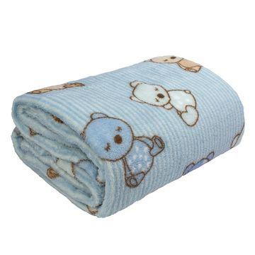 manta-cobertor-bebe-microfibras-ursinho-listrado-azul